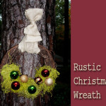 christmasrusticwreath 150x150 Crafts