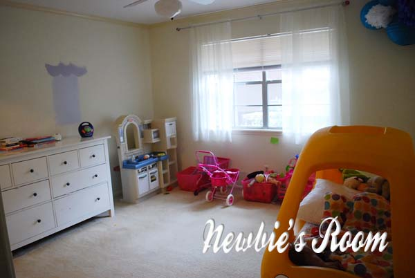 Princess Newbie's Room