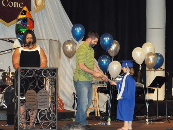 claragraduationdamionsmall Kindergarten Graduation