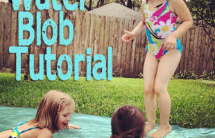 DIY Water Blob: Tutorial