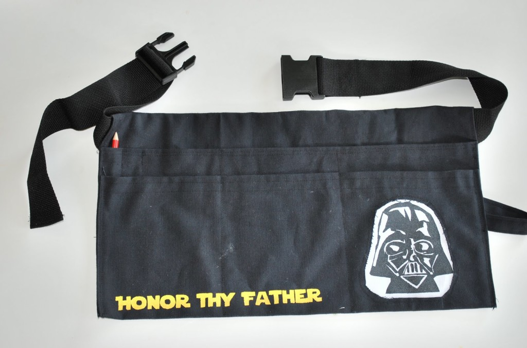 starwarstoolbelt 1024x677 Fathers Day Crafty Recap