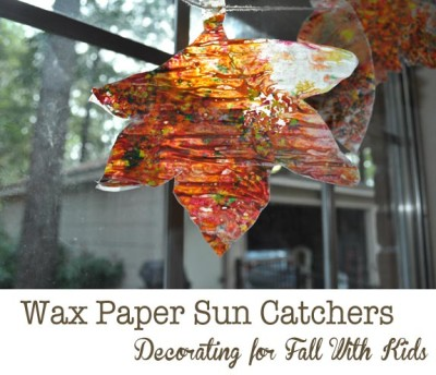wax paper crafts wax paper sun catchers for clumsy crafter 3209