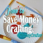 How to save Money Crafting 150x150 Crafts