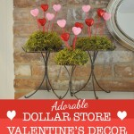 Valentines Dollar Store Decor 150x150 Crafts