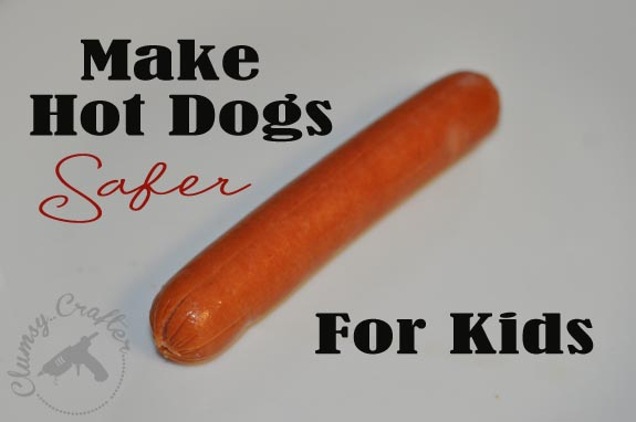 How to make hot dogs safer