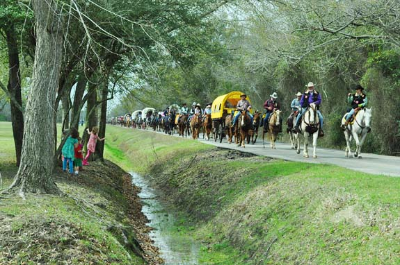 Salt Grass Trail Riders