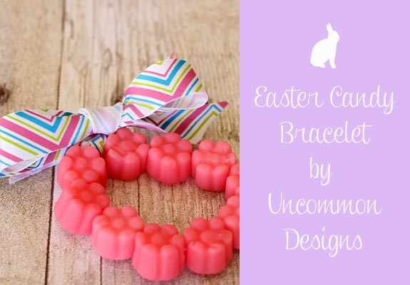 Easter Candy Bracelet by Uncommon Designs