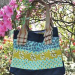 Scrappy Tote Bag from Clumsy Crafter 150x150 Crafts