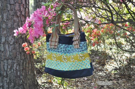 Tote Bag by Clumsy Crafter