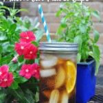 DIY Mason Jar Travel Cup Lid from Clumsy Crafter 150x150 Crafts
