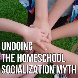 Undoing the Homeschool Socialization myth