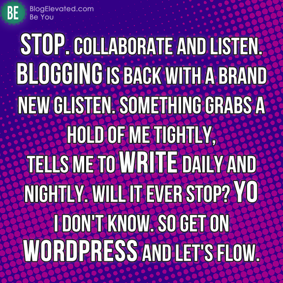 Blog, Blog Baby