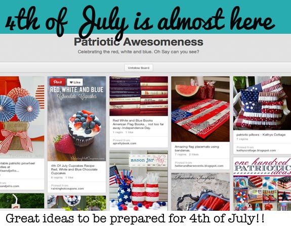 Patriotic Craft Ideas