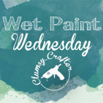 wet paint wednesday button Wet Paint Wednesday: Link Up!