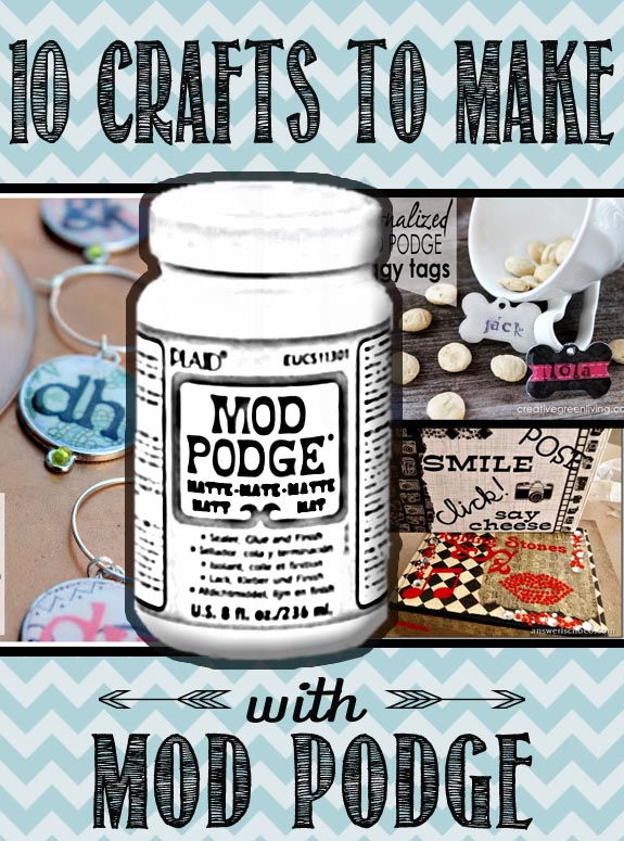 modge podge crafts 10 crafts to make with mod podge clumsy crafter 2498