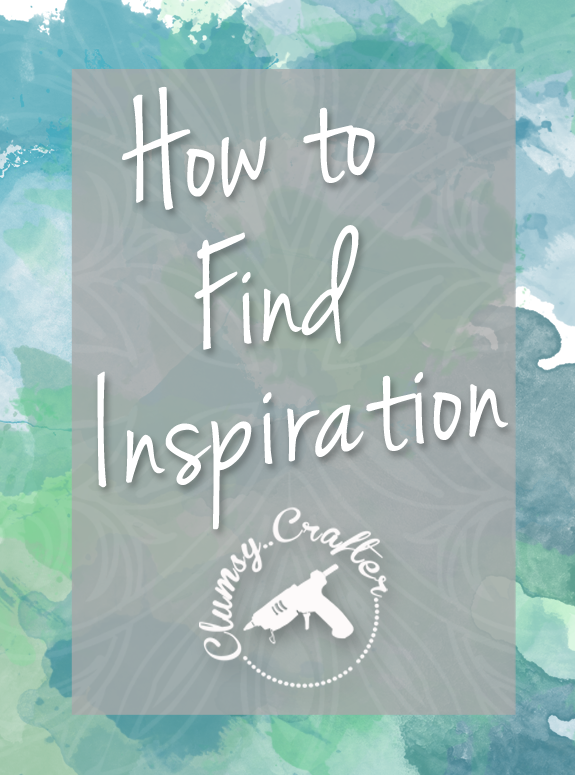 How to Find Inspiration when Yours is Running Low.