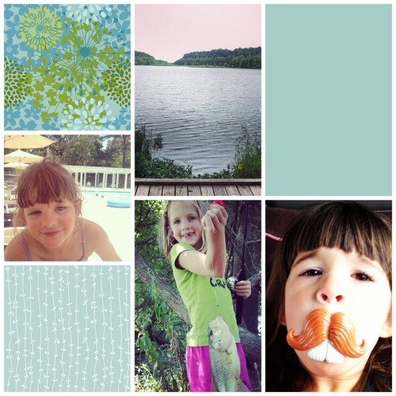 July Collage