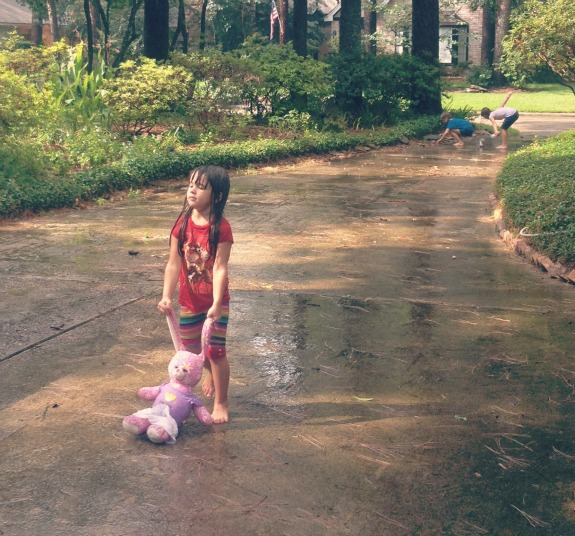 rainy blog