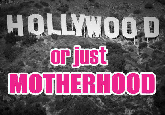 Hollywood or Just motherhood Comedy of Errors