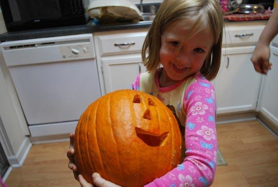 grace pumpkin blog