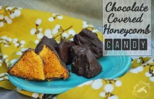 Chocolate Covered Honeycomb Recipe