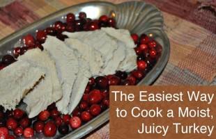 Easiest Way to Roast a Juicy Turkey