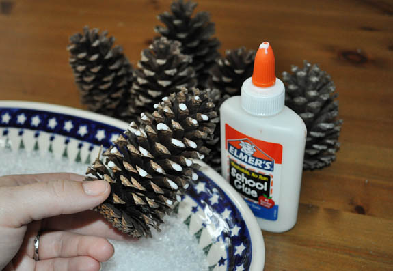 How to make fake snow for kids we know stuff