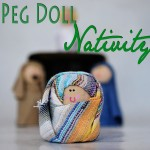 peg doll nativity 150x150 Crafts