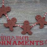 how to make cinnamon dough ornaments 150x150 Crafts