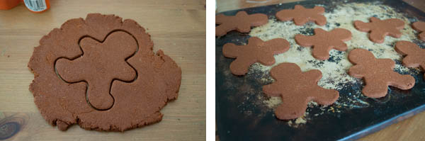 how to make cinnamon ornaments step 2