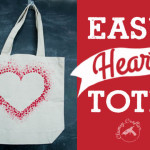 Easy Heart Tote 150x150 Crafts