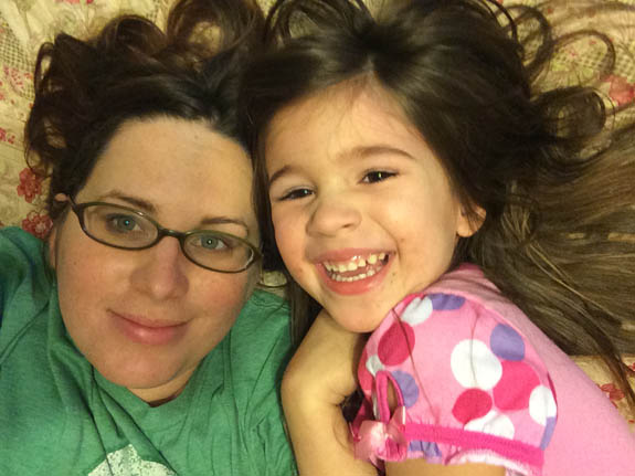 Ellie and Mommy blog