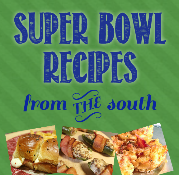 Super Bowl Recipes from the South