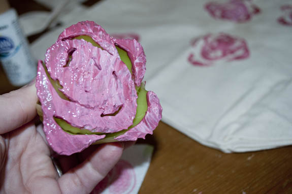 Celery Rose Prints