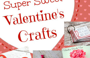 Valentines Day Crafts Round Up
