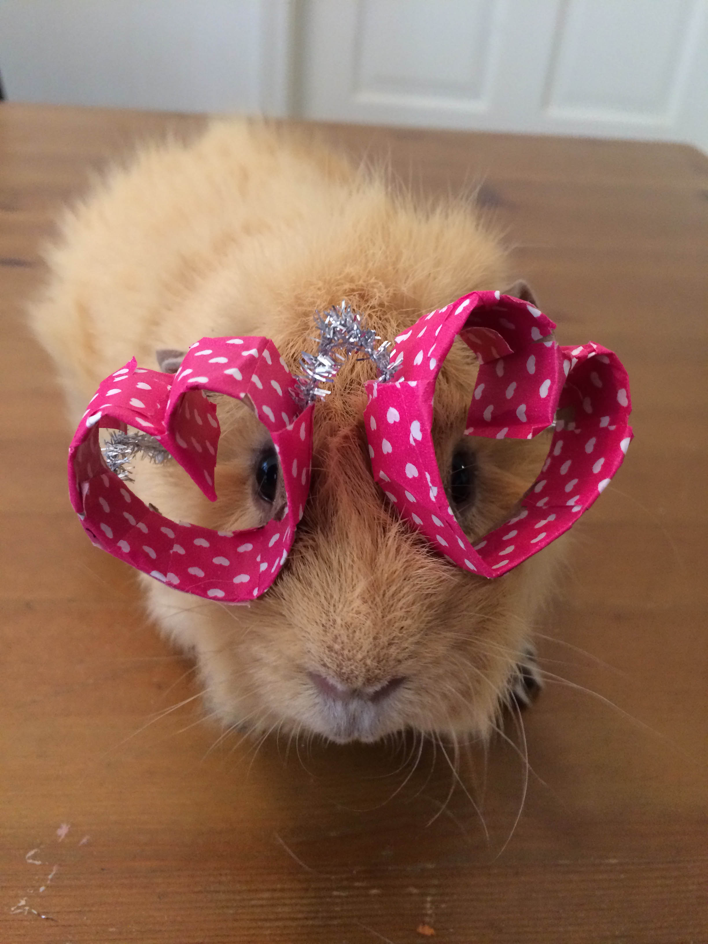 heart shaped glasses u2014 clumsy crafter
