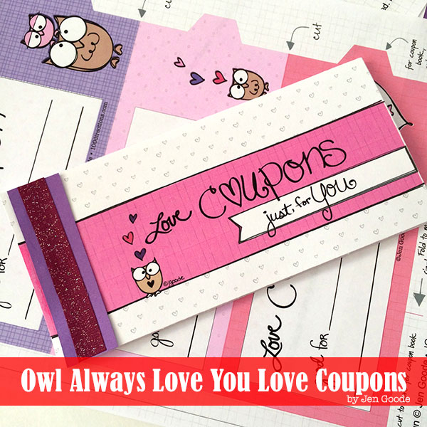 Owl Always Love You Coupons