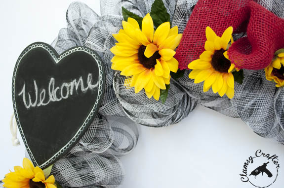 burlap and chalkboard deco mesh wreath copy
