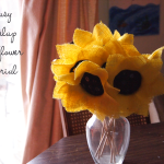 easy burlap sunflower tutorial2 150x150 Crafts