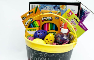Easter Basket for Creative Girls
