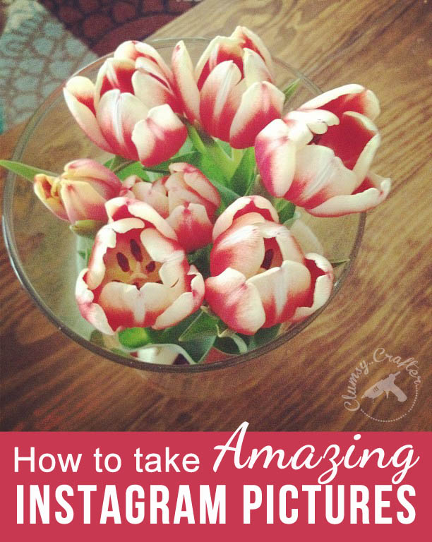 How to take Amazing Instagram Pictures - great tips and tricks to better photos!