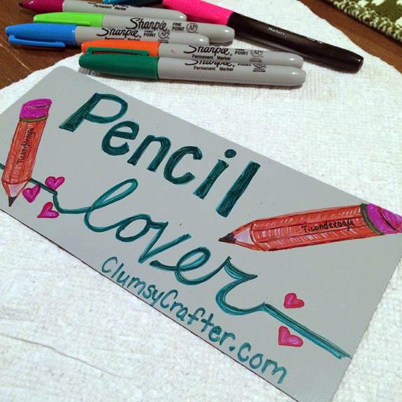 pencil lover