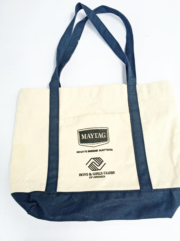 How to make over promotional totes