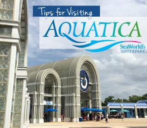 Tips for Visiting Aquatica