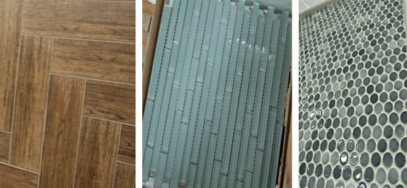 Shopping for Tile from Floor and Decor