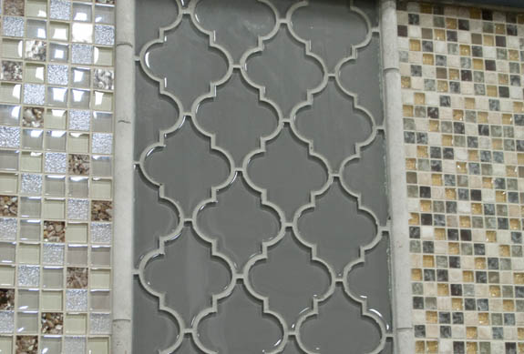 Tile shopping from Floor and Decor