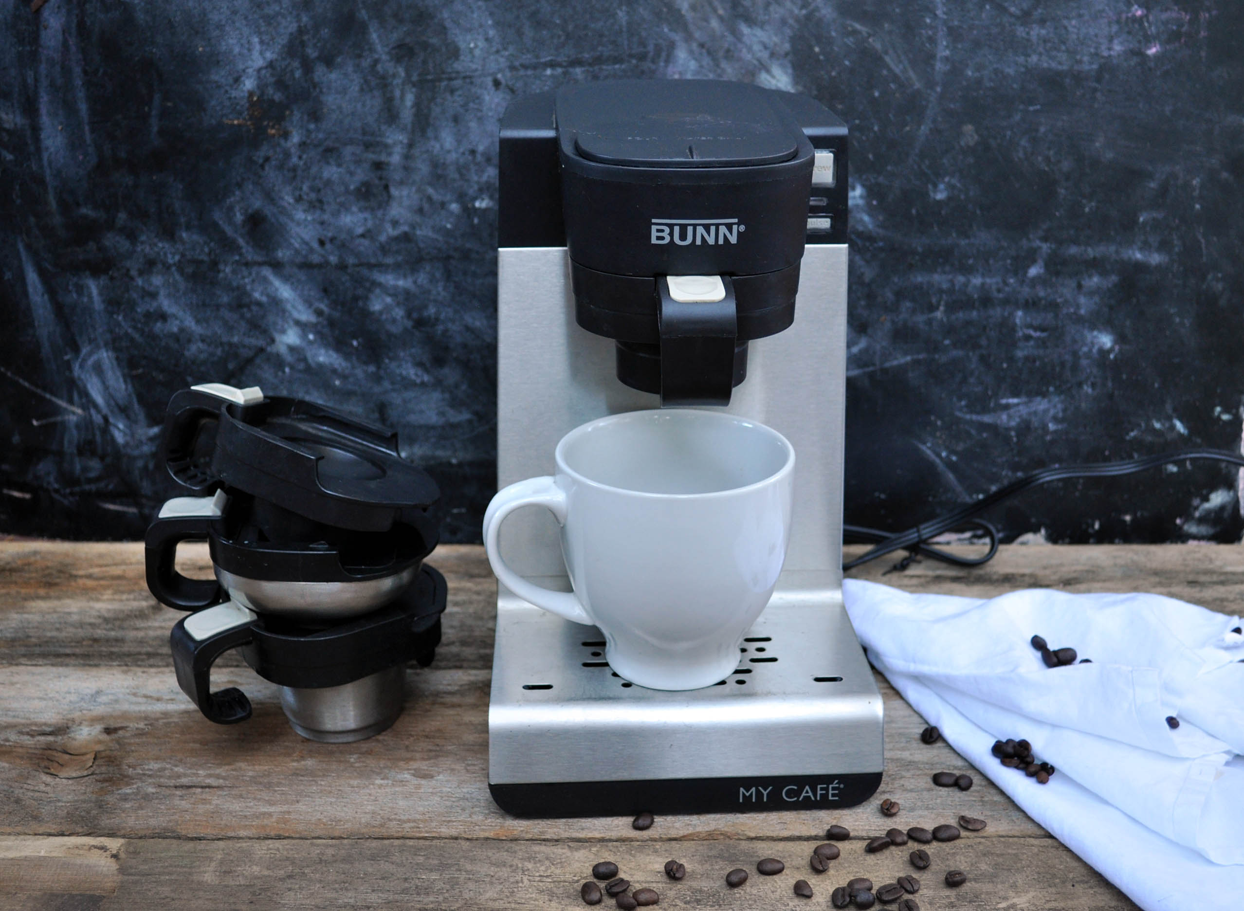 Bunn Coffee Maker That Uses K Cups : Bunn My Cafe MCU review Clumsy Crafter