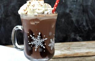 Yummy Frozen Hot Chocolate Recipe