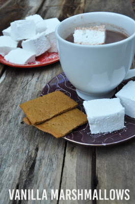Homemade Marshmallow Recipe — Clumsy Crafter