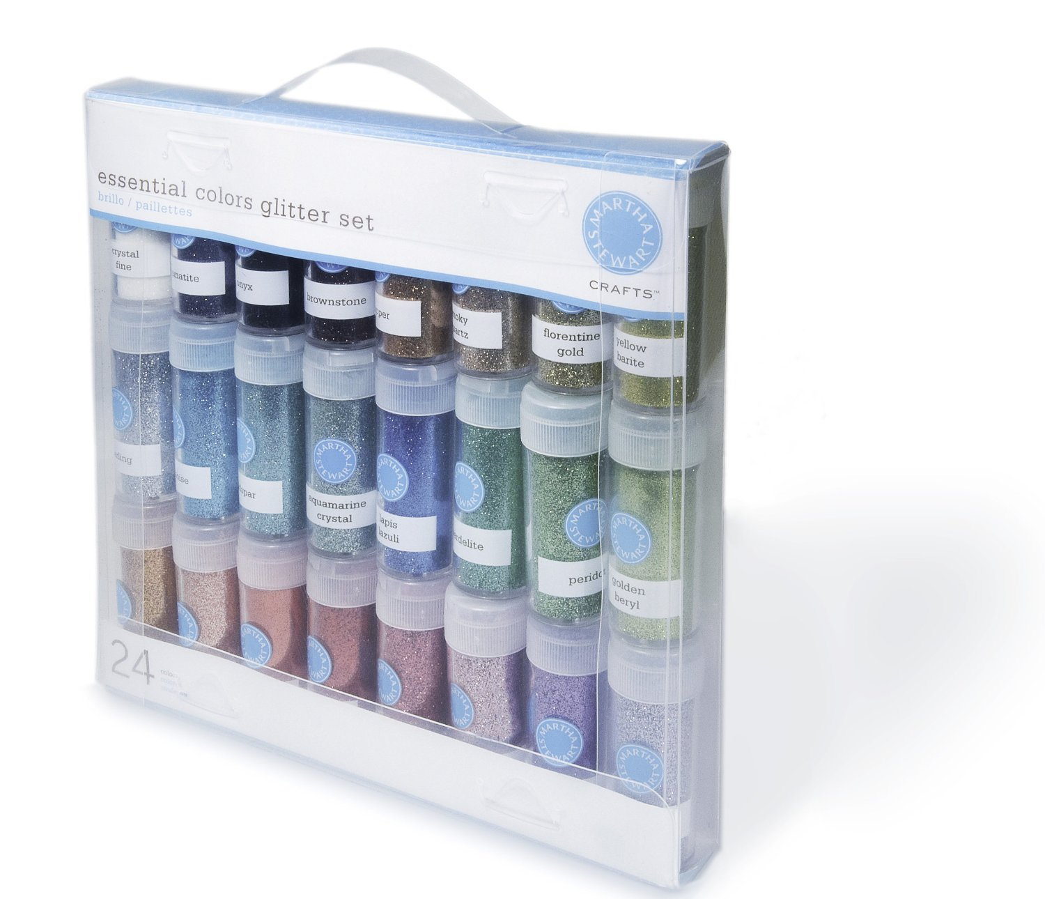 glitter - the perfect gift for crafters